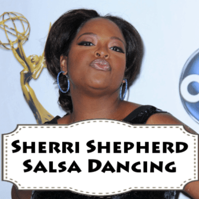 The View's Year of The Viewer: Sherri Shepherd Salsa Dancing Lessons