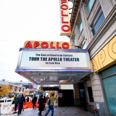 The View: Whoopi Visits Apollo Theater & Sylvia's Restaurant Review