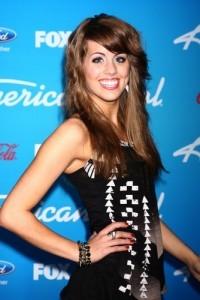 "Live!: ""American Idol"" Finalist Angie Miller Sang ""You Set Me Free"""