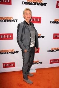 Ellen: Jennifer Aniston We're The Millers & New Arrested Development