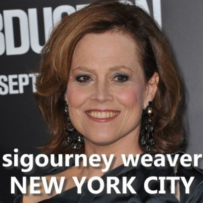 The Talk In New York City: Sigourney Weaver & Summer Essentials
