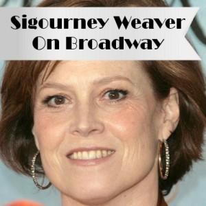 The Talk: Sigourney Weaver Movies Vs Plays & Broadway Tony Nomination