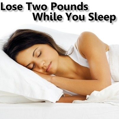 how to lose 2 lbs overnight