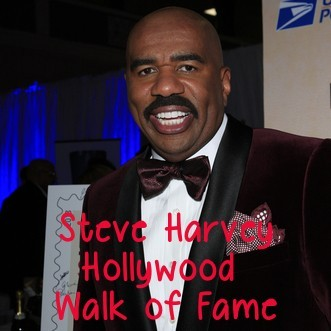 Ellen Steve Harvey Hollywood Walk of Fame & Dr Neal Barnard Brain Food
