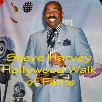 Ellen Grabs Steve Harvey's Butt & Emmy Awards & Hollywood Walk of Fame
