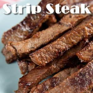 The Chew: Strip Steak Recipe with Compound Butter By Michael Symon