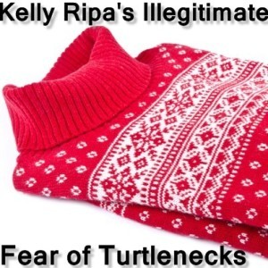 Live!: Kelly Ripa Fears Turtlenecks & Soar into Summer Travel Trivia