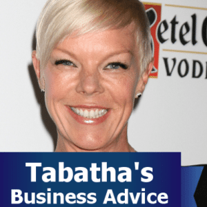 Steve Harvey Show: Tabatha Coffey Advice for Small Business Owners