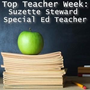 Live Top Teacher Week: Suzette Steward from Cinco Ranch Junior High