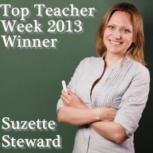 Kelly & Michael: Suzette Steward Top Teacher Week Winner & New Girl