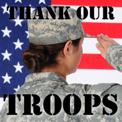 Katie: Bob Woodruff Injury & Female Soldier Amputee Melissa Stockwell