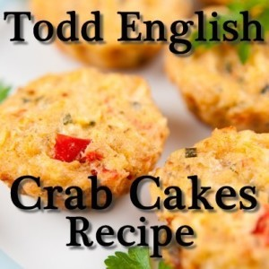 The Talk: Todd English Crab Cakes Recipe & Red Velvet Pancakes