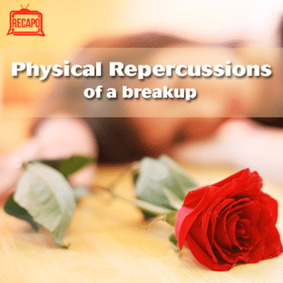 The Doctors explore health repercussions associated with ending a relationship.
