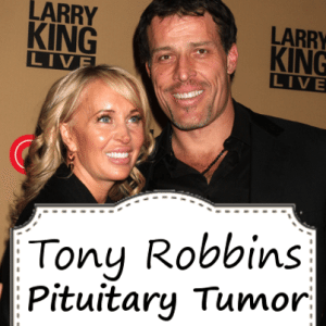 Dr Oz: Tony Robbins Rapid Growth Due to Tumor on Pituitary Gland