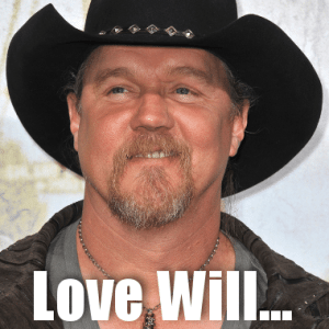 Today Show: Trace Adkins Performs Watch The World End Off Love Will...