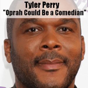 Kelly & Michael: Tyler Perry Inspiration & Oprah Winfrey a Comedian