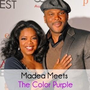 Ellen: Tyler Perry OWN Spoof With Oprah Winfrey & Giving Up Madea?