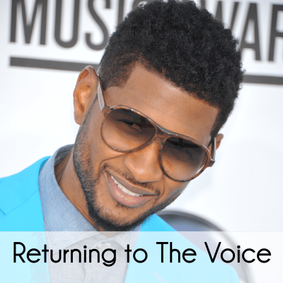 Ellen: Usher Returning to The Voice Next Year & Justin Bieber is Young