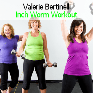 GMA: Valerie Bertinelli Inch Worm Workout & Carb Lovers No Sugar Diet