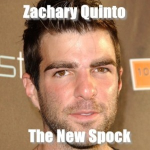 Live!: Zachary Quinto Training for Role as Spock in Star Trek Sequel
