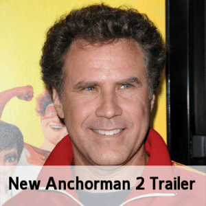 GMA: Anchorman 2 Trailer & Cap'n Crunch Not Really A Captain?
