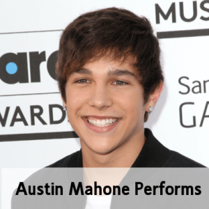 Today Show: Austin Mahone Performs Say Somethin & What About Love