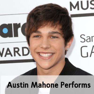 Today Show: Austin Mahone Performs Say Somethin' & What About Love