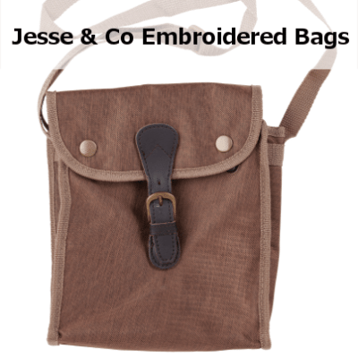 GMA: Jesse & Co Embroidered Canvas Summer Bags Review