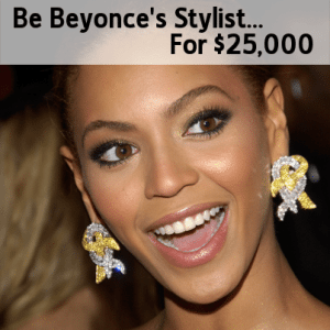 Today Show: Beyonce Auctions Stylist Position &  Hotels Cutting Perks