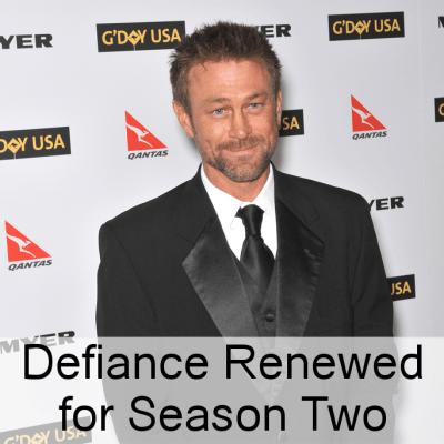 KLG & Hoda: Grant Bowler Defiance Season 2 & How To Eat a Tim Tam Slam
