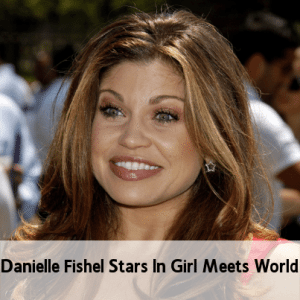Danielle Fishel, along with costar Ben Savage, will come by The View June 24, 2014 to talk about the new, highly anticipated Boy Meets World sequel TV show, Girl Meets World. (Joe Seer / Shutterstock.com)