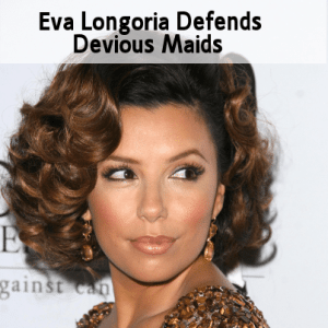 GMA: Is Devious Maids Racist & Eva Longoria Explains Latina Roles