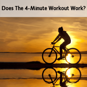 GMA: The Advantages And Disadvantages Of The Four-Minute Workout