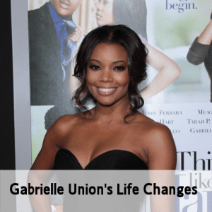 Gabrielle Union Fierce And Fearless Award & Life Coach A.J. Johnson