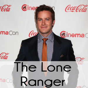 GMA: Armie Hammer The Lone Ranger Preview & Johnny Depp Fell Off Horse