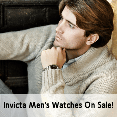 Today Show: Invicta Watches Review & Father's Day Gift Ideas