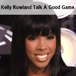 GMA: Kelly Rowland Talk A Good Game Review & Dirty Laundry