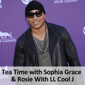 Ellen's Yo-Yo Tricks & Tea Time with Sophia Grace, Rosie & LL Cool J
