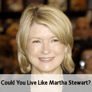 Today: Jen Lancaster The Tao Of Martha & Living Like Martha Stewart