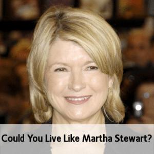 Today: Jen Lancaster The Tao Of Martha & Living Like Martha Stewart