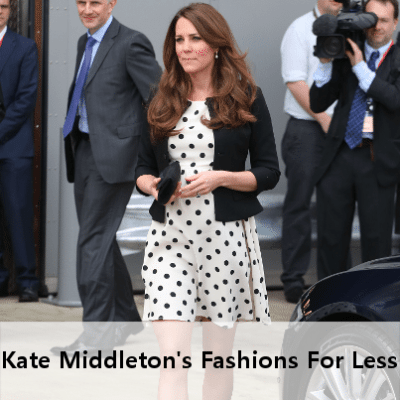Kate Middleton Maternity Fashions & Ann Taylor Pleated Dress Review