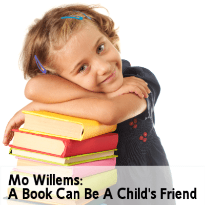 Today Show: Cartoonist Mo Willems Makes Books You Can Be Friends With