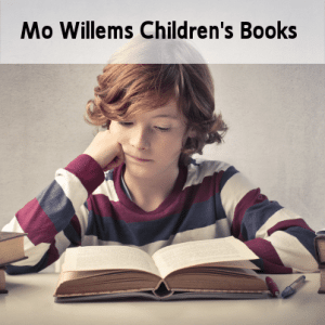 Today: Mo Willems Books You Can Be Friends With & Style Pop Review