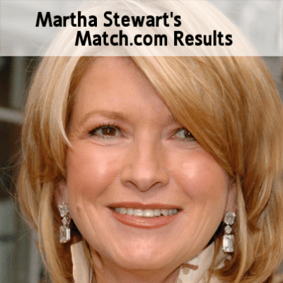 "Today Show: Martha Stewart's Match.com Results & Jay Leno ""22"" Parody"
