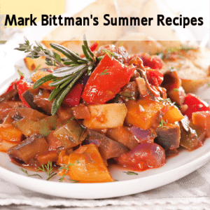 Today Show: Mark Bittman's VB6 Review & Simple Summer Recipes