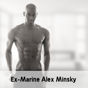 GMA: Marine Alex Minsky Becomes Model & Kelly Rowland Talk A Good Game