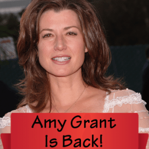 """The View: Amy Grant How Mercy Looks From Here & """"If I Could See"""""""