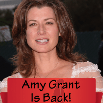 "The View: Amy Grant How Mercy Looks From Here & ""If I Could See"""