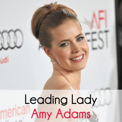 Ellen: Amy Adams Man of Steel & Olivia Munn The Newsroom Season 2