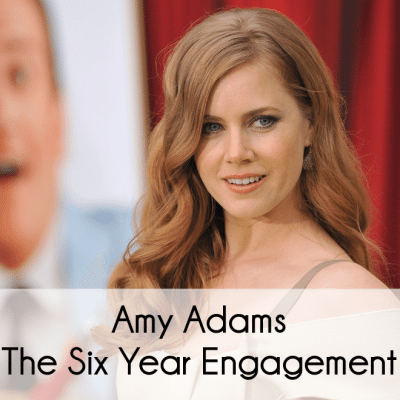 Ellen: Amy Adams Six Year Engagement & Man of Steel Henry Cavill Crush